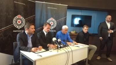 KK Partizan, Ostoja Mijailović