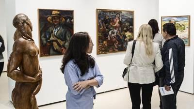 Muzej Savremene Umetnosti, sekvence