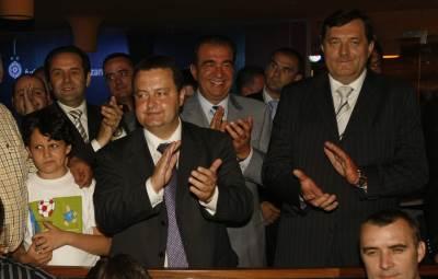 Ivica Dačić, Milorad Dodik