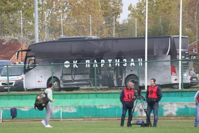 Partizan, autobus