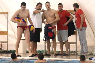 vaterpolo, delfini, vaterpolisti Srbije, srpski vaterpolisti, vaterpolo reprezentacija Srbije