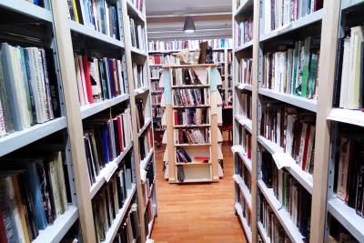 biblioteka, knjige, knjiga, knjižara, polica, police, police sa knjigama, biblioteka, knjige na policama, knjižara, knjizara