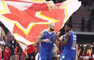Olimpijakos Crvena zvezda Pero Antić