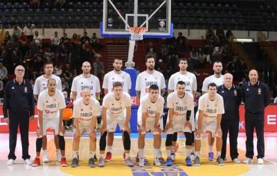 Košarkaška reprezentacija Srbije kvalifikacije