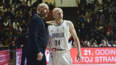 srbija, gruzija, košarka, đoković. djoković, saša đorđević,