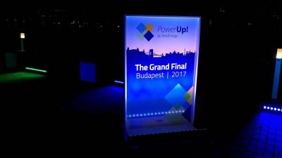 PowerUP takmičenje, Budimpešta 2017