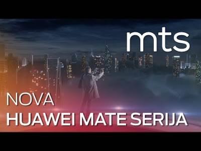 Huawei Mate telefoni