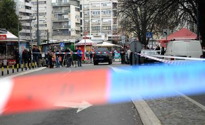 ubistvo pucnjava policija traka