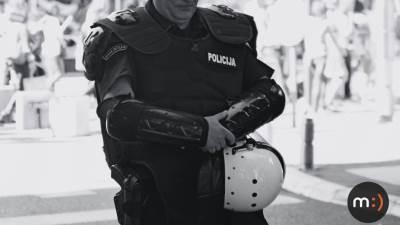 teambuilding, policija, policajac