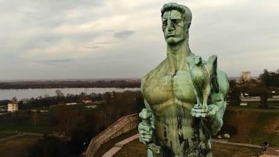 Beograd, Kalemegdan, pobednik