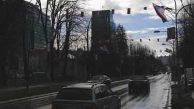 Banjaluka okićena pred Dan Republike