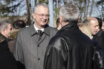 oliver ivanović sahrana, dragan šutanovac