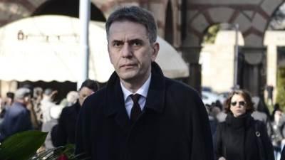 oliver ivanović sahrana, saša radulović