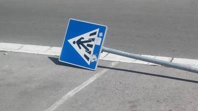 pešački, pešak, znak