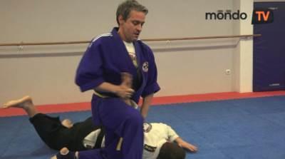 Nenad Stojmenović, aikido, mondo tv