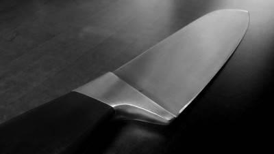 nož, pokrivalica