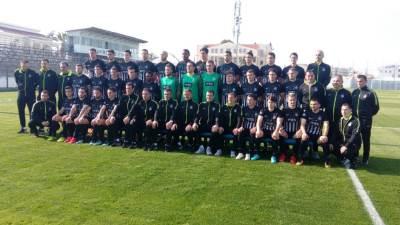 Partizan, tim Partizana