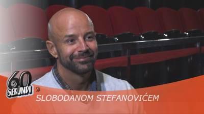 Sloba Stefanović, glumci, 60 sekundi