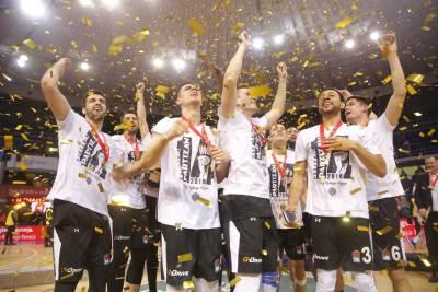 Partizan, košarkaši Partizana, kup radivoja koraća, kup