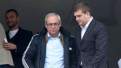 Milorad Vučelić, Milorad Vucelic, Miloš Vazura, Vilos Vazura, FKP, PFC, Partizan