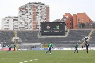 Partizan, JNA,Partizan Zemun bez publike
