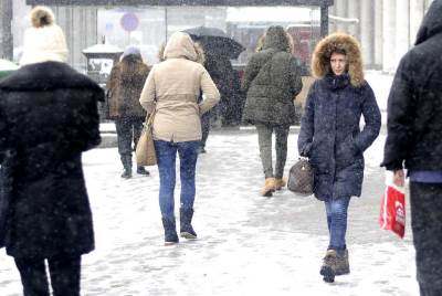 sneg, zima, mećava