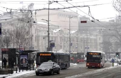 sneg, zima, saobraćaj, gsp, autobus,