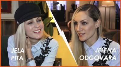 Jelena Gavrilović, glumice, autointervju, mondo tv