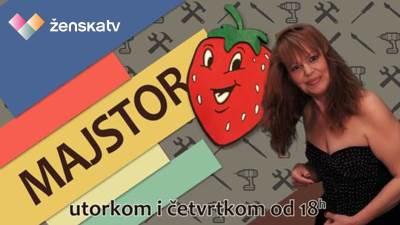 Majstor Jagoda, Ženska TV, Jagoda Beko