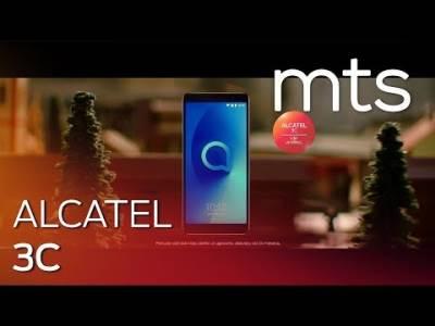 mts ponuda telefona - Alcatel 3C