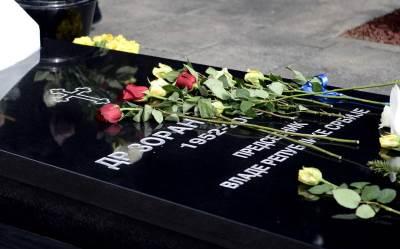 zoran đinđić groblje, pomen, novo groblje