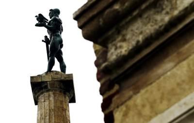 pobednik, kalemegdan, spomenik