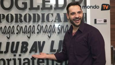 Zoran Pajić, glumci, mondo tv