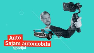sajam automobila, video specijal