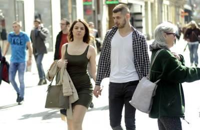 par, veza, šetnja, zaljubljeni,