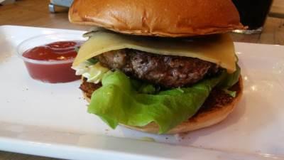 hrana, meso, burger