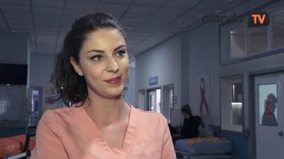 Milica Janketić, glumice, mondo tv