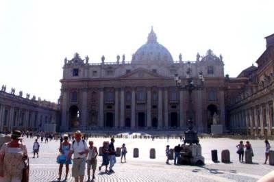 rim, vatikan, italija
