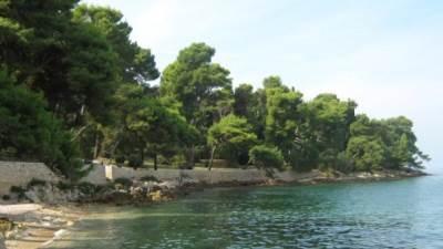 rovinj, more, hrvatska, plaža