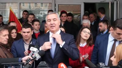 Milo Đukanović, DPS