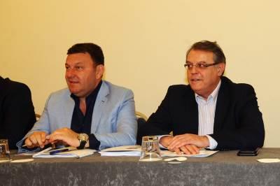Dragan Bokan i Nebojša Čović