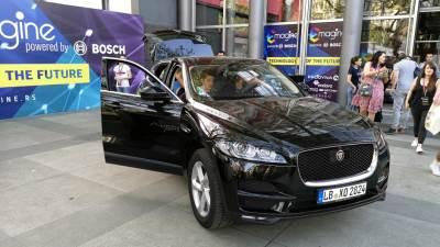 eMagine konferencija by Bosch Beograd 2018, Bosch Mobility, Jaguar, IoT