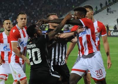 derbi, večiti derbi, Partizan, Crvena zvezda, donald, suma