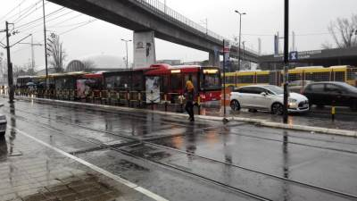 saobraćaj, autobus, prekršaj