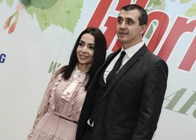 Marko Bulat i supruga Marija