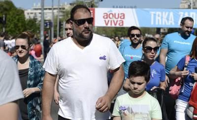 dejan savić, beogradski maraton, trka zadovoljstva
