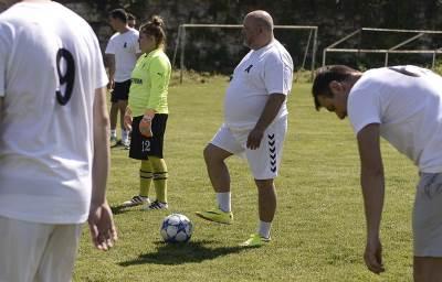 mršavi debeli, fudbal,