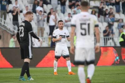 Partizan, Zoran Tošić, Ožegović, Bogosavac