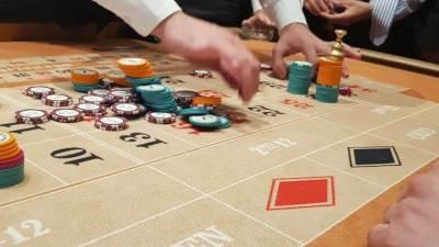 kockanje, kockarnica, žetoni, rulet