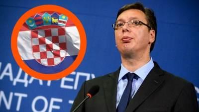Aleksandar Vučić hrvatska i srbija srbija i hrvatska